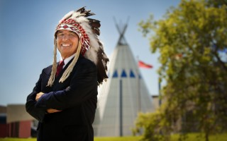 Willie Littlechild: Breaking New Ground Together